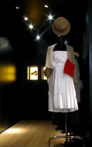 Daniela Gregis, busto interno - Daniela Gregis, mannequin