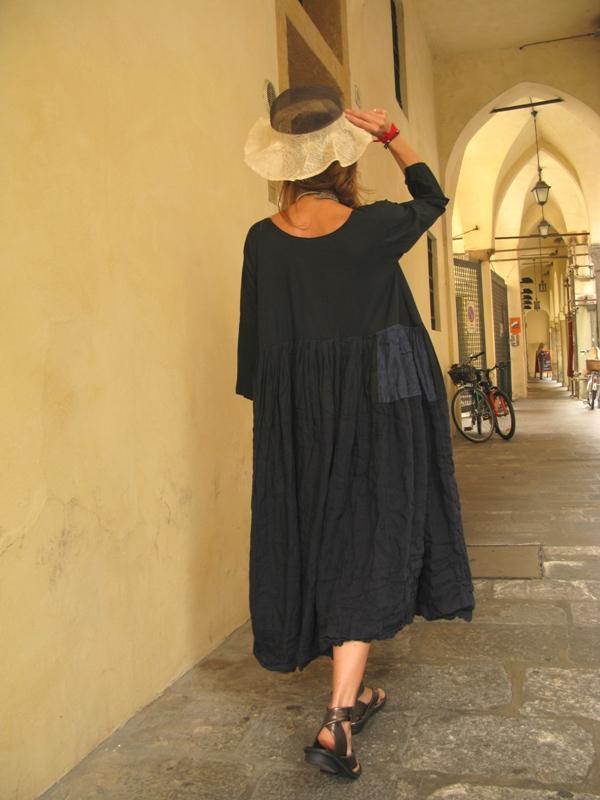 Daniela Gregis, Spring/Summer 2014, Blue, Dress