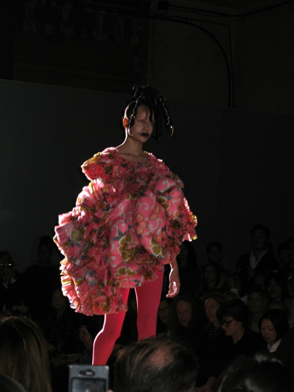 Comme des Garçons, SS 2014, Dress