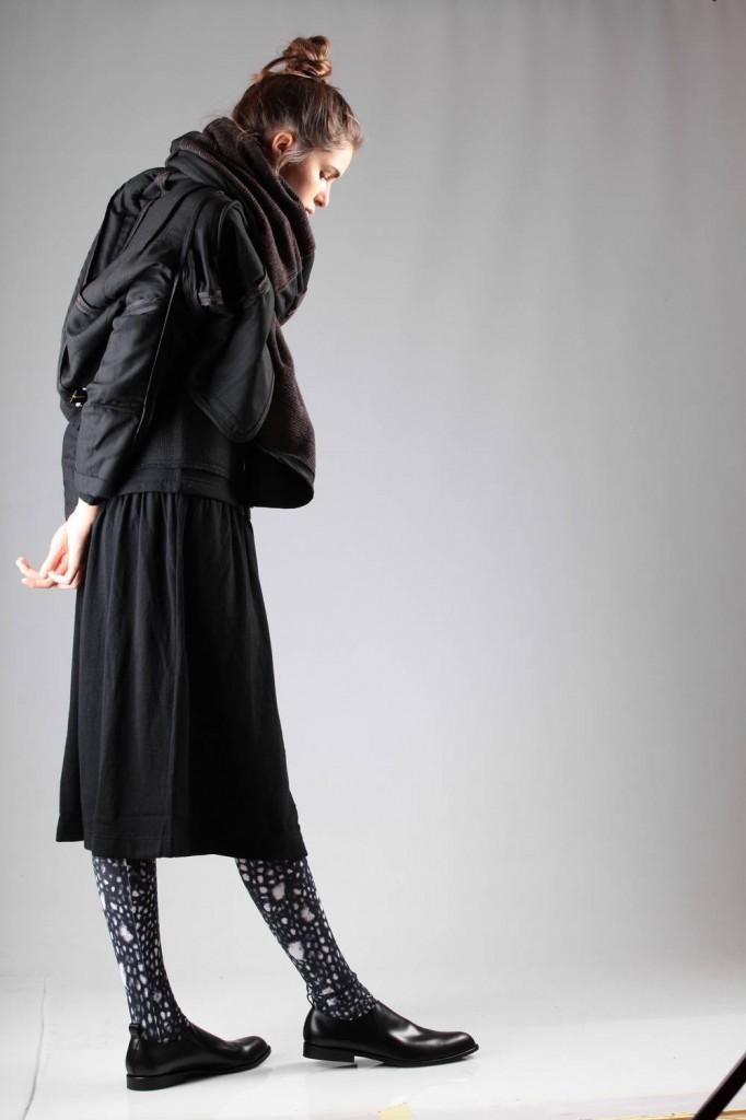 Comme des Garçons, Coat, Skirt, Aw 2014