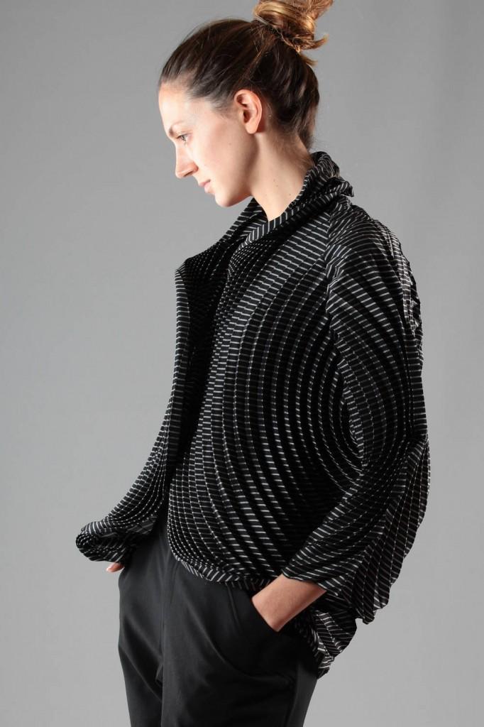 Issey Miyake, Sculpture Jacket, AW 2014