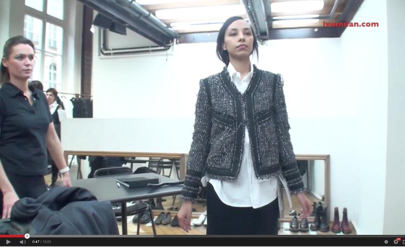 Y's, Yohji Yamamoto, Showroom, Youtube
