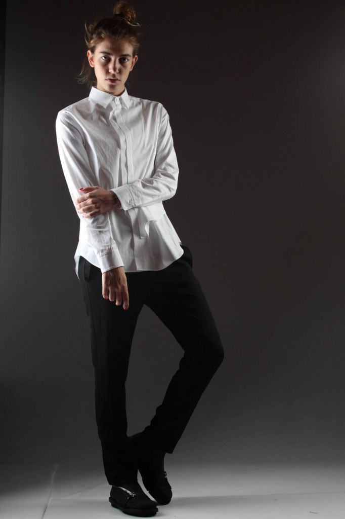 Y's, Yohji, Yamamoto, Shirt, Trousers, AW 2014-15