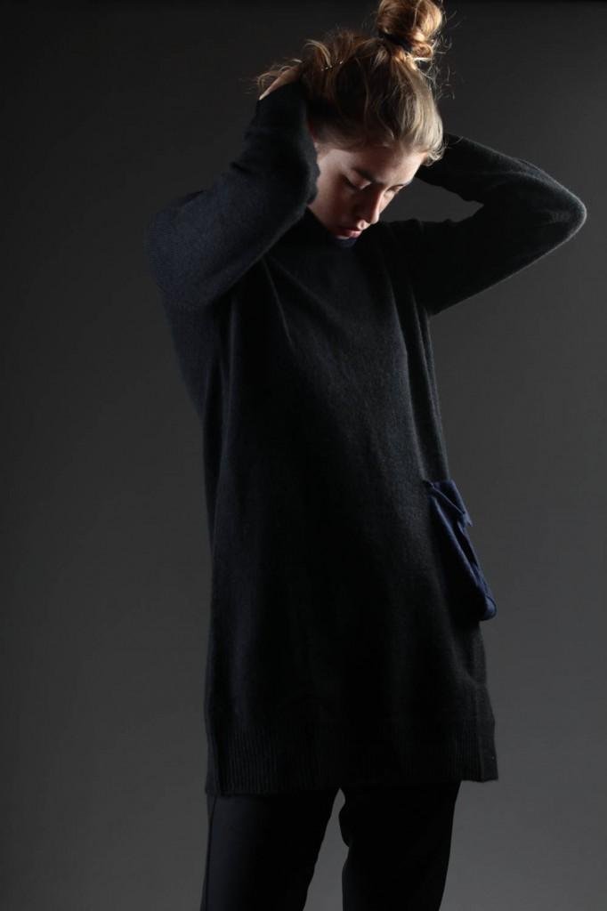Y's, Yohji, Yamamoto, Sweater, Knitwear, AW 2014-15