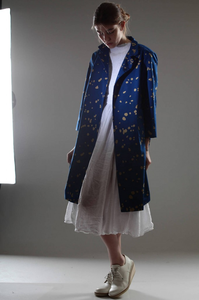 Daniela, Gregis, Dress, Coat, SS 2015