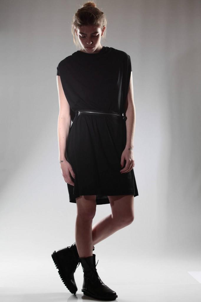 un-namable, black, dress, ss 2015
