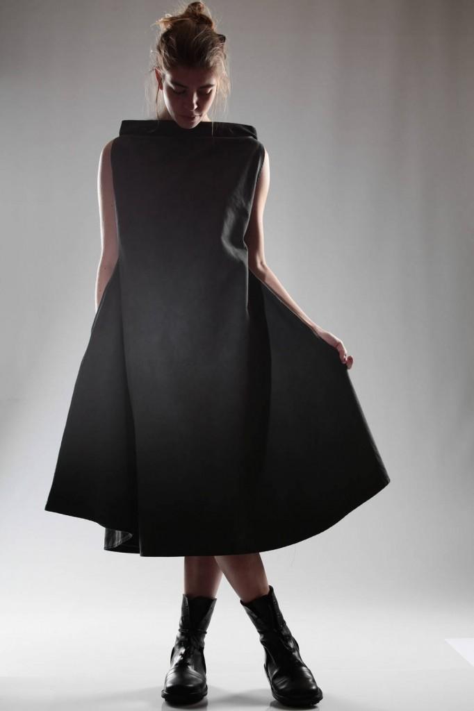 un-namable, dress, ss 2015