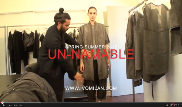 un-namable, ss, 2015, showroom