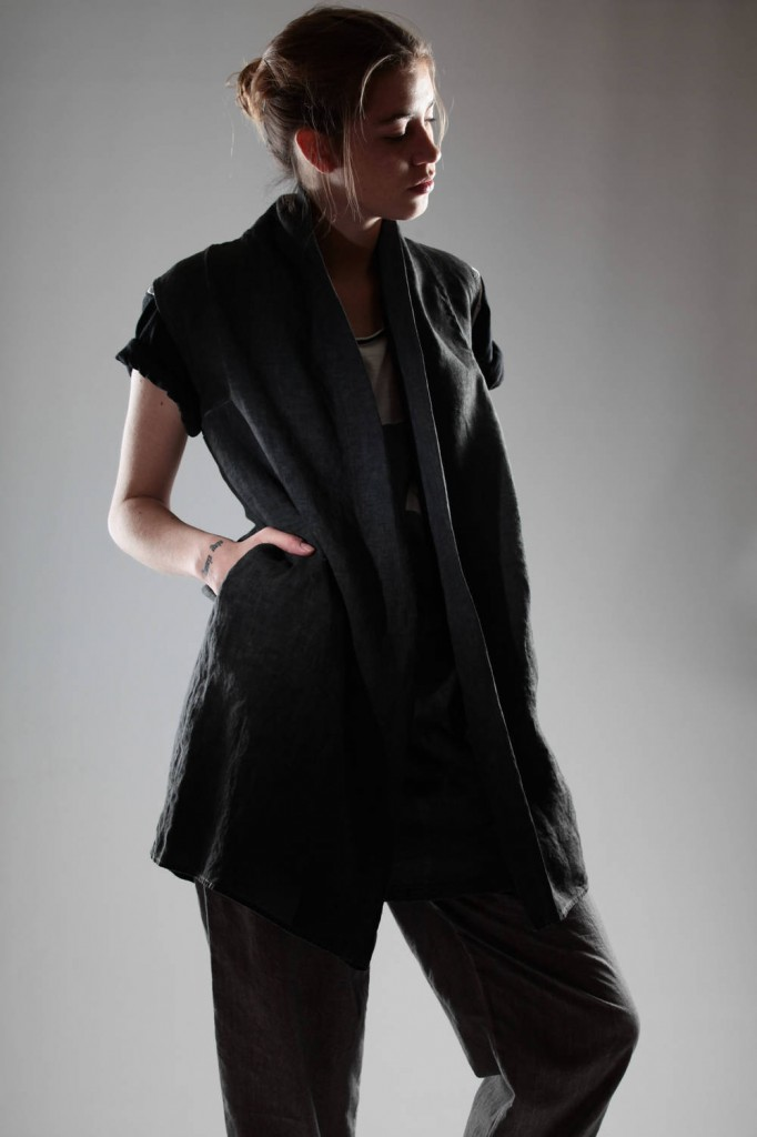 un-namable, waistcoat, t-shirt, trousers, ss-2015