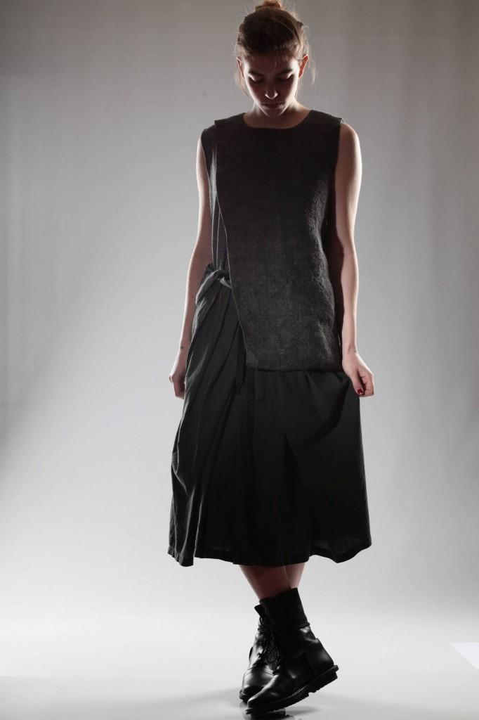 un-namable, yuta, top, skirt, ss, 2015