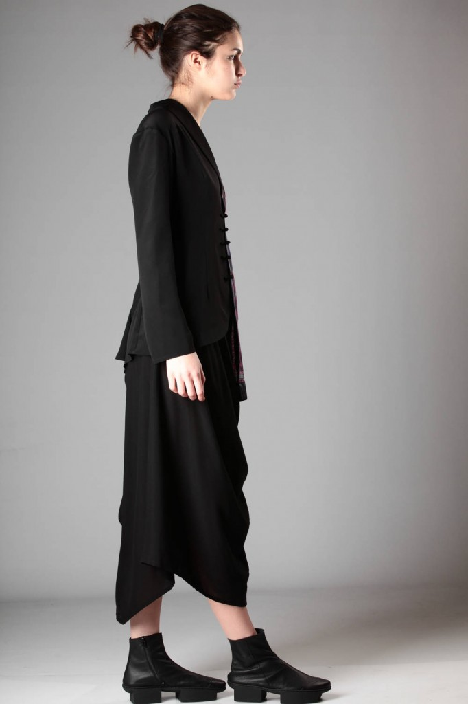 Yohji, Yamamoto, Outfit, SS, 2015