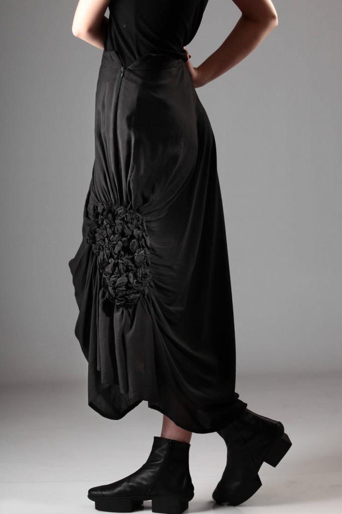 Yohji, Yamamoto, SS, 2015, skirt