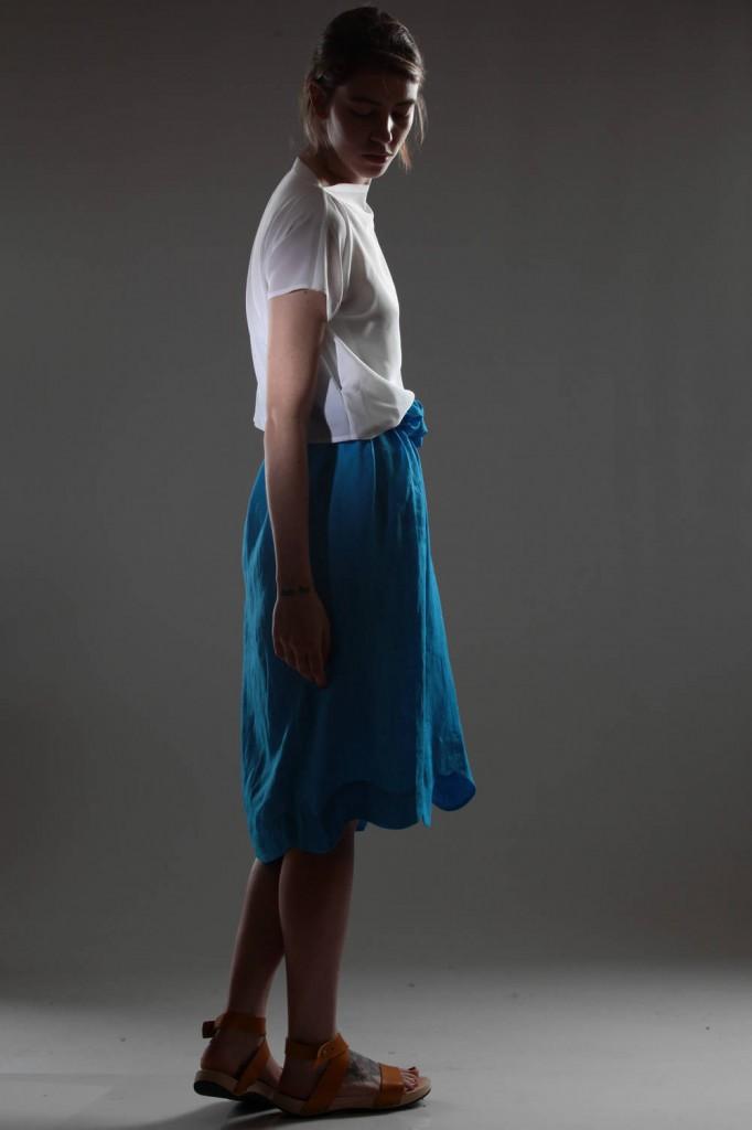Daniela, Gregis, Shirt, Skirt, SS15
