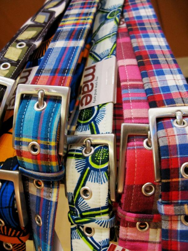 Mae, Belts, SS15