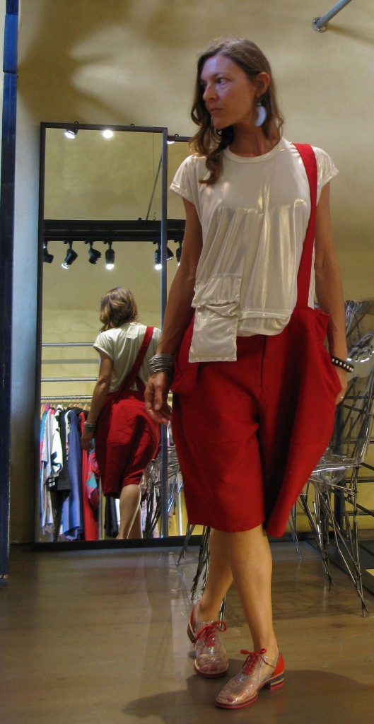 Comme, Des, Garçons, Zucca, Outfit, SS15