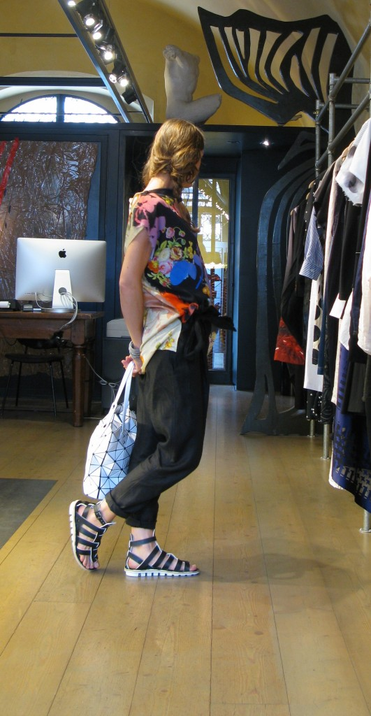 Vivienne, Westwood, Bao, Bao, Issey, Miyake, SS15, Outfit