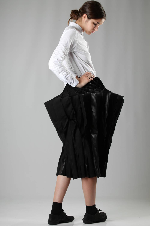 junya watanabe fw 2016 origami skirt