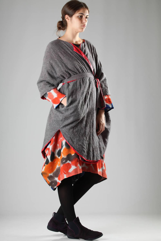 daniela gregis fw 2016 reversible coat-1