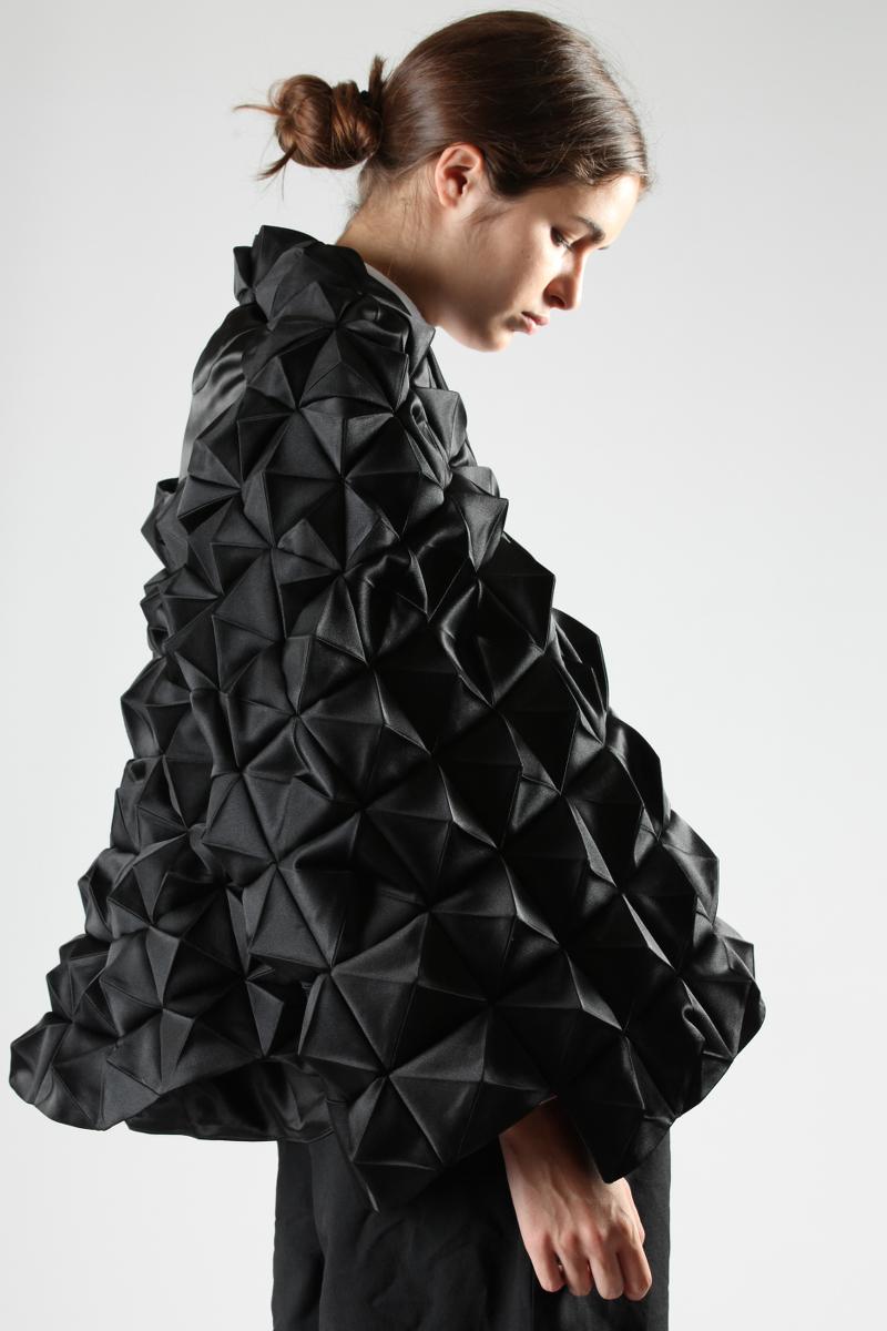 junya watanabe fw 2016 sculpture jacket