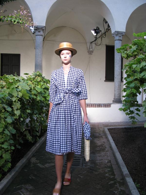 Daniela, Gregis, Fashion, Show, Spring, Summer, 2016