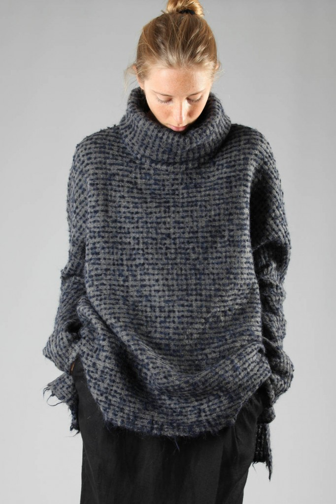 Forme, d'Expression, FW 2015-16, Knitwear