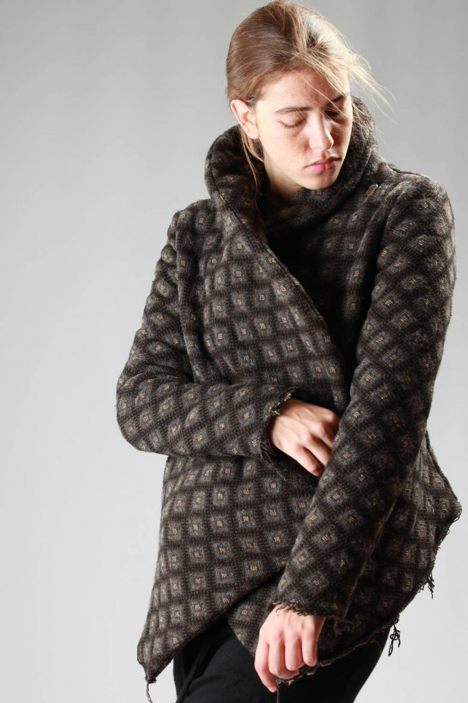 Forme, d'Expression, FW 2015-16, Pea Coat