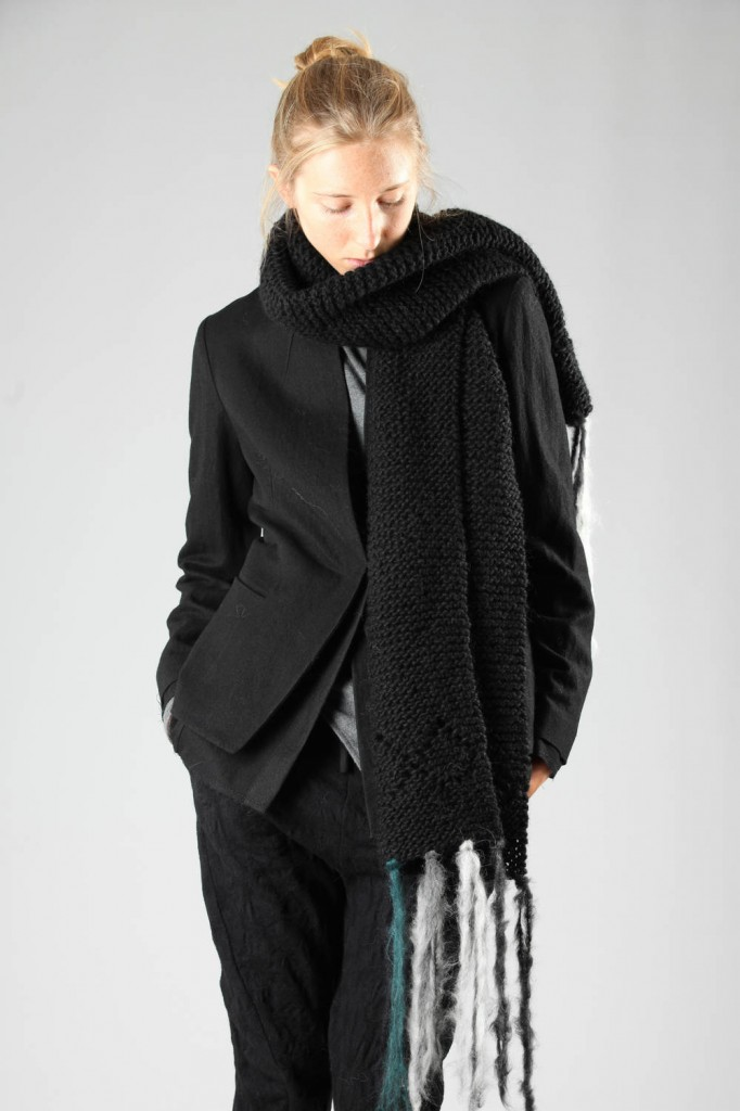 Gudrun, Gudrun, Knitwear, Aw 15, Scarf