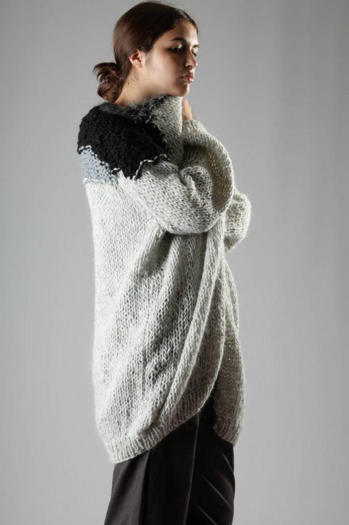 Gudrun, Gudrun, Knitwear, Aw 15, Big, Cardigan