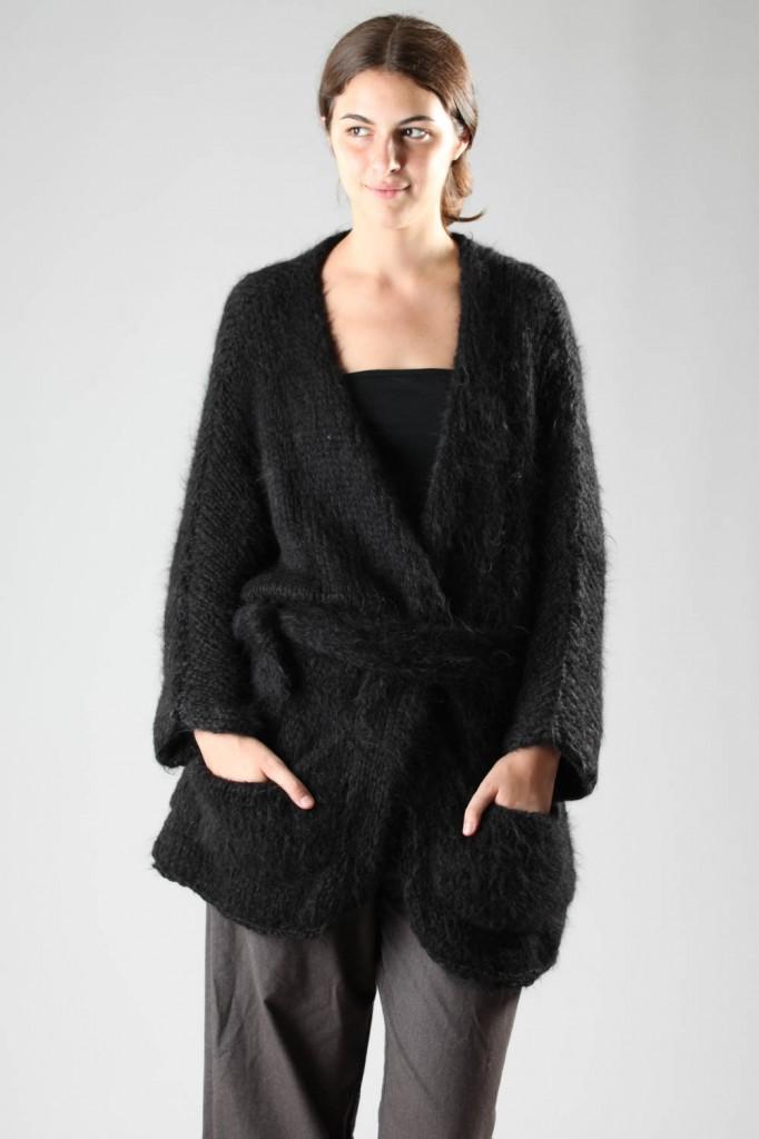Gudrun, Gudrun, Knitwear, Big, Cardigan, AW 2015