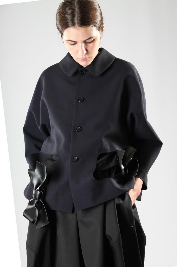 Comme des Garçons, Ribbon Jacket, AW 2015-16