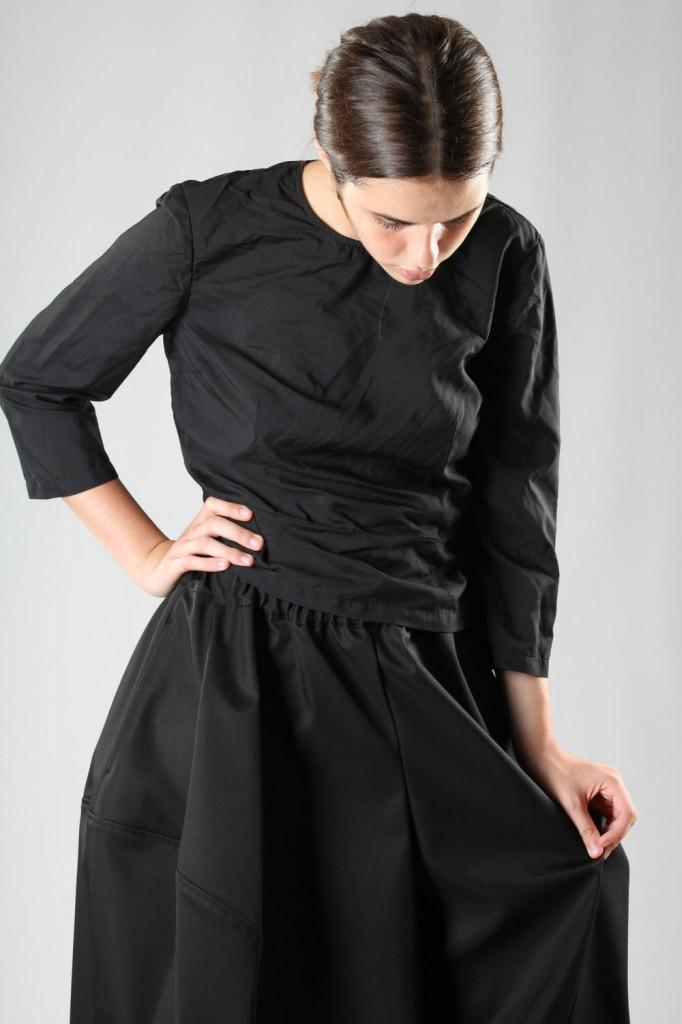 Comme des Garçons, Shirt, Skirt, AW 2015-16