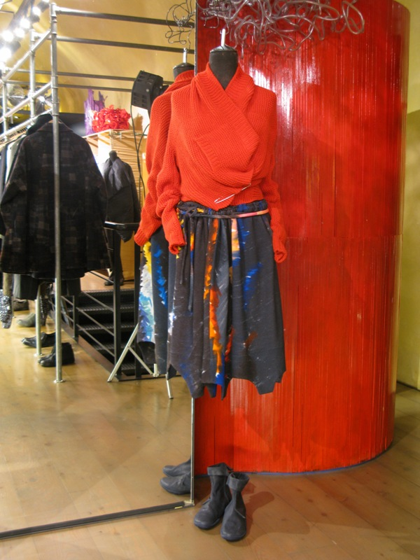 Daniela, Gregis, Outfit, AW15, Sale