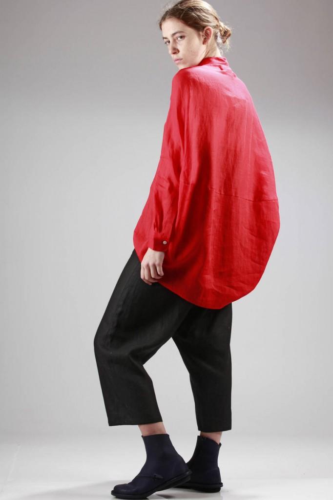 Junya, Watanabe, SS16, Red, Shirt