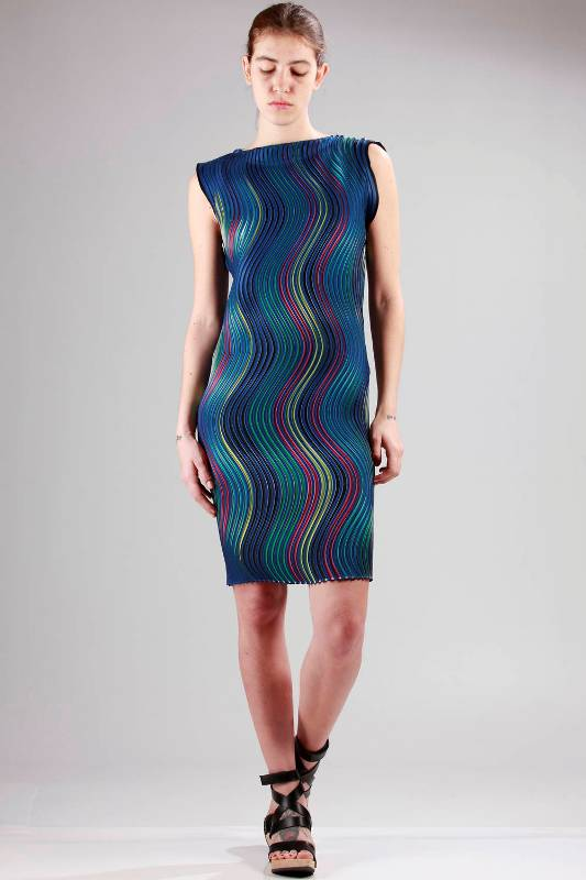 Issey Miyake Dress SS16