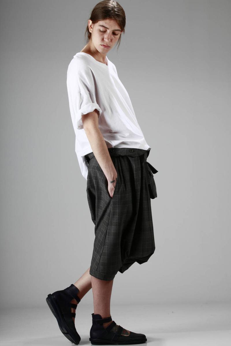 Y's Yohji Yamamoto Spring/Summer 2016 pants-dress