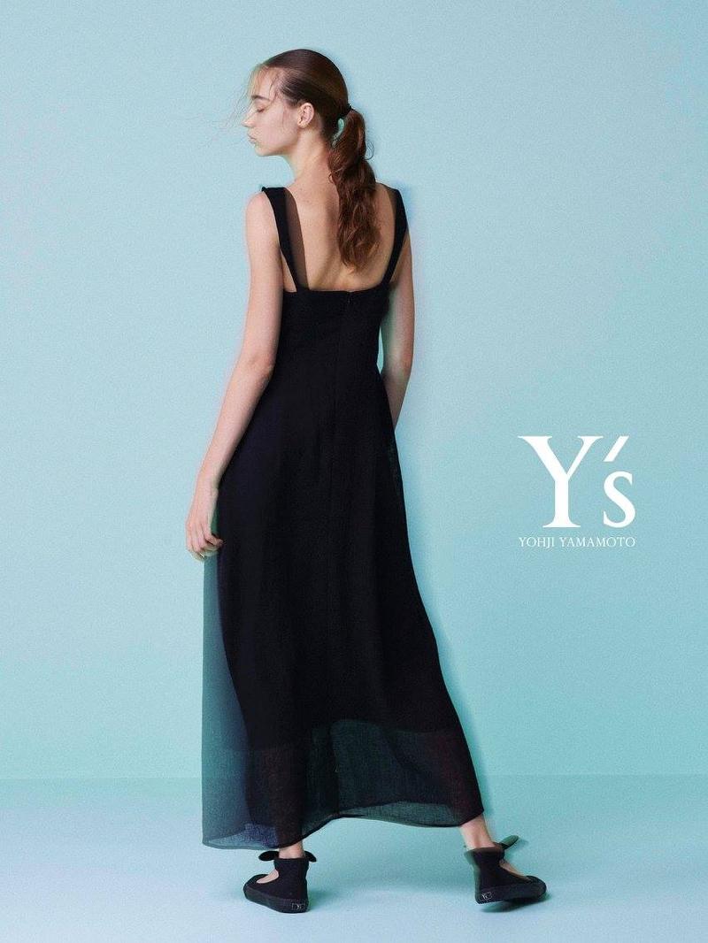 Y's Yohji Yamamoto Spring/Summer 2016