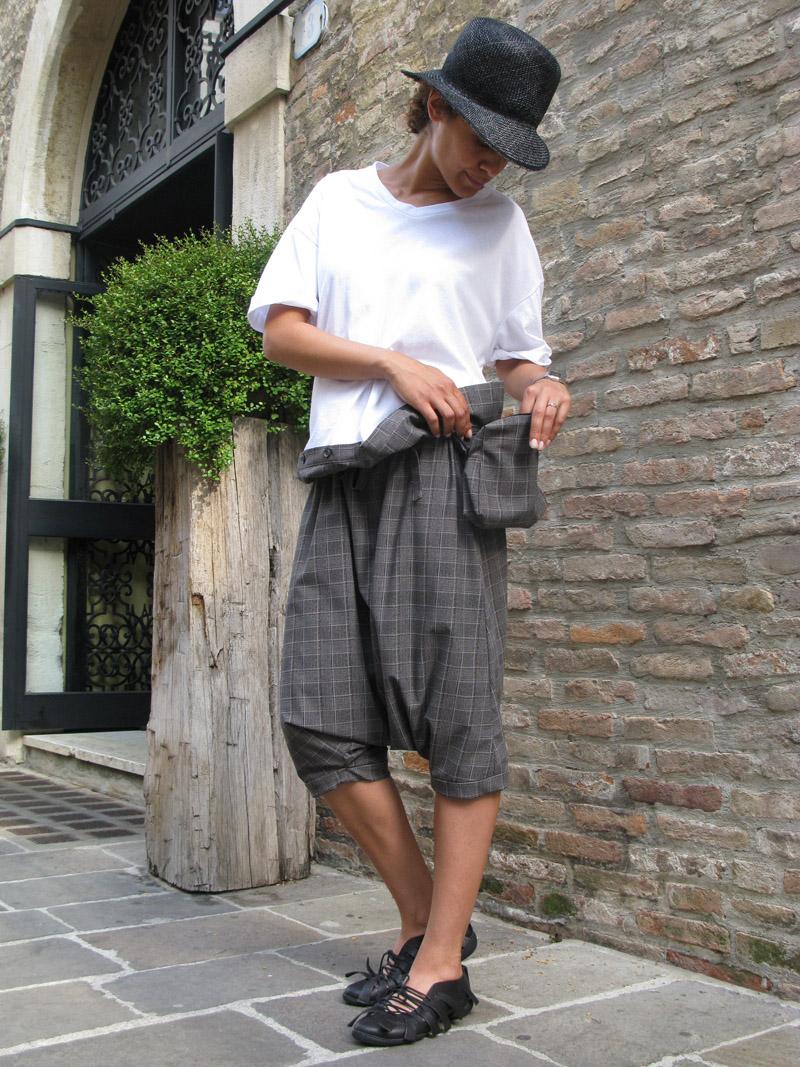 Y's Yohji Yamamoto trousers dress 2016