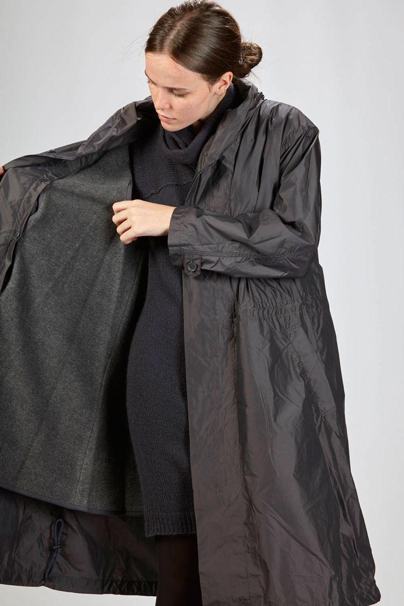 Plantation Issey Miyake coat