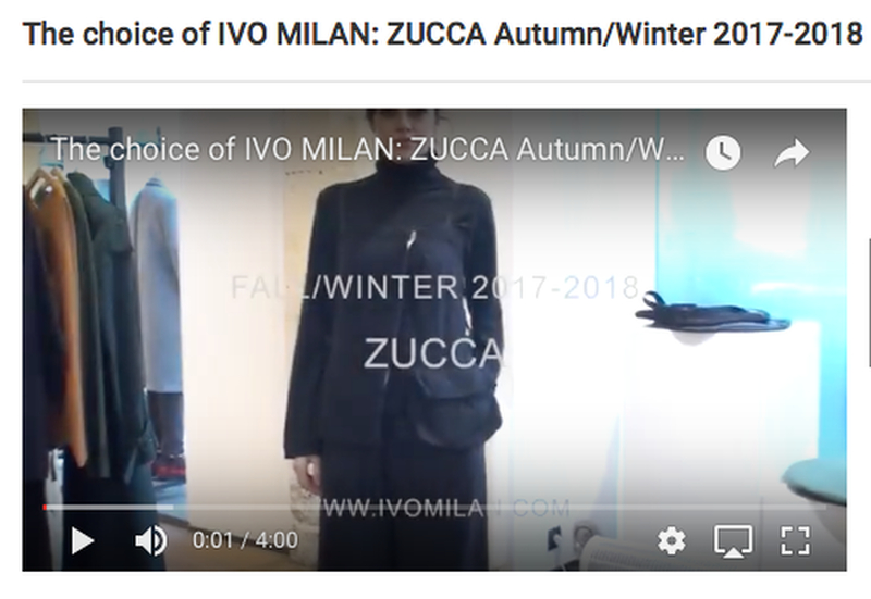 Zucca show-room