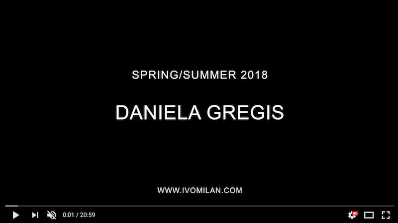 video-youtube-daniela-gregis-ss-2018